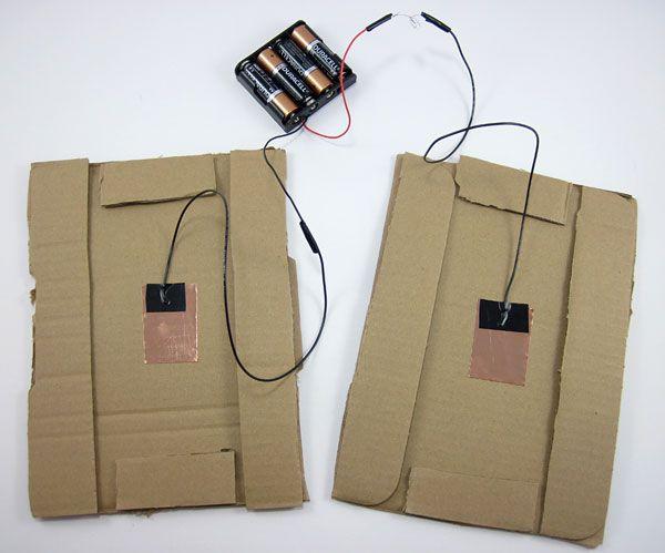 dance pad prototype
