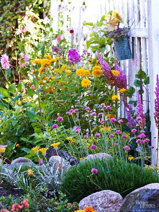 Mehrjährige Pflanzenkombinationen