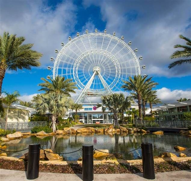 Looking to escape the cold and catch some warm breezes in the Sunshine State? Then bring the whole family to Orlando.