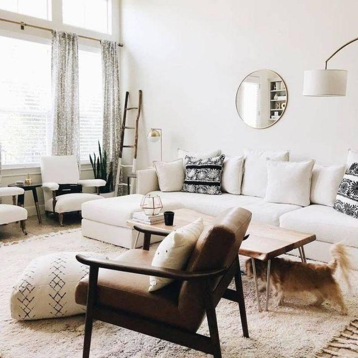 51 Bohemian Chic Living Room Decor Ideas Chic Living Room Decor