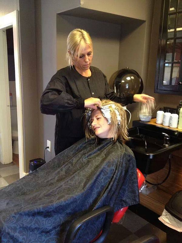 Pin By Zig Zag On Appointment At The Salon Hair Color