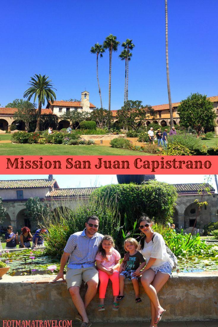 California s Mission San Antonio Details