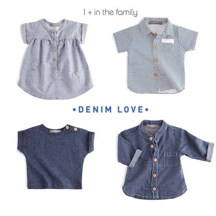 1+ in the family: Beautiful DENIM