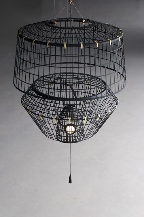 78 best wire frame work lights images on pinterest work lights wire frame light by sam van gurp favorited by lightbox amsterdam greentooth Images