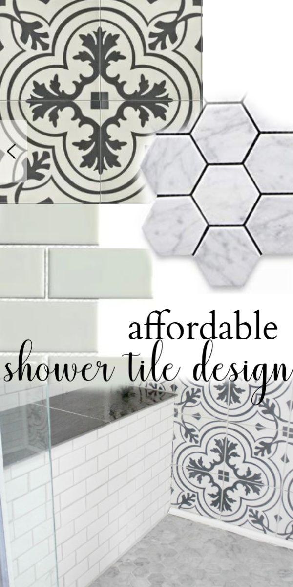 Affordable Bathroom Tile Designs, Affordable Bathroom Tile
