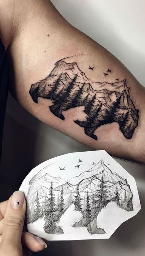 25 best ideas about lake tattoo on pinterest forest art house tattoo and winter tattoo. Black Bedroom Furniture Sets. Home Design Ideas
