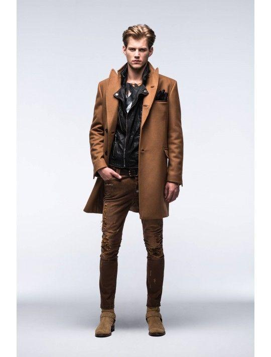 Płaszcz Ochre