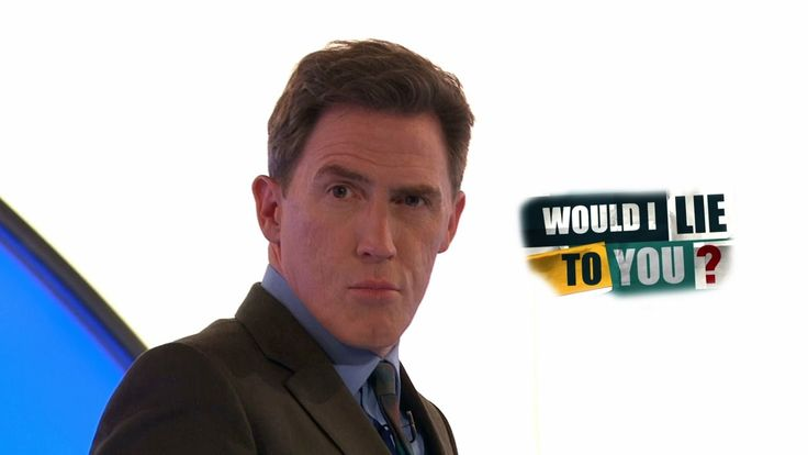 Rob Brydon's impressions on Would I Lie to You?
