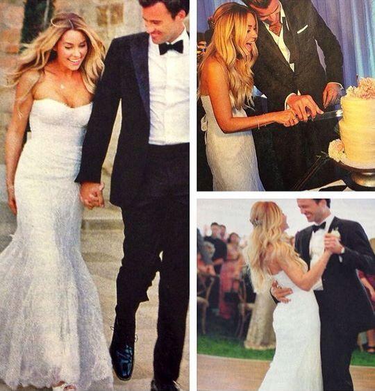 Lauren Conrad's wedding