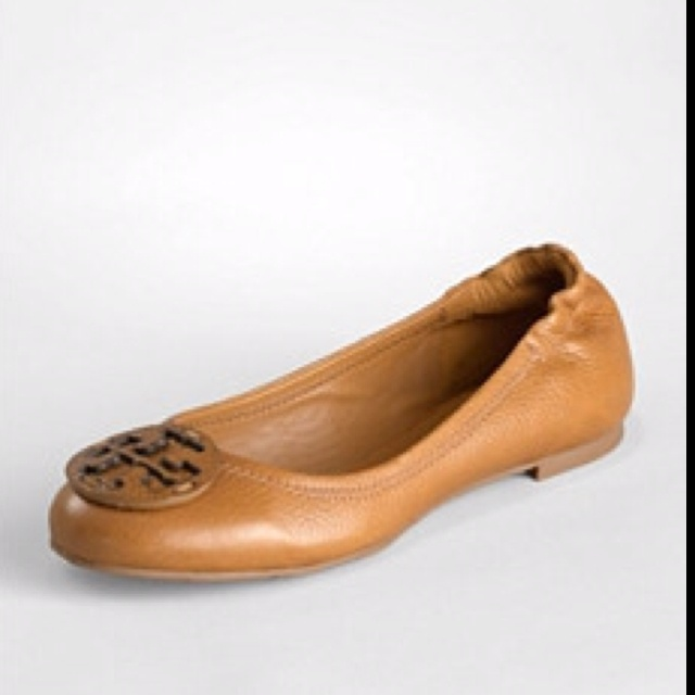 Visit Tory Burch to shop for Tumbled Leather Reva Ballet Flat and more  Womens View All. Find designer shoes, handbags, clothing & more of this  season's ...