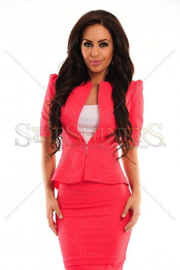 Set Fofy Smooth Grace Coral