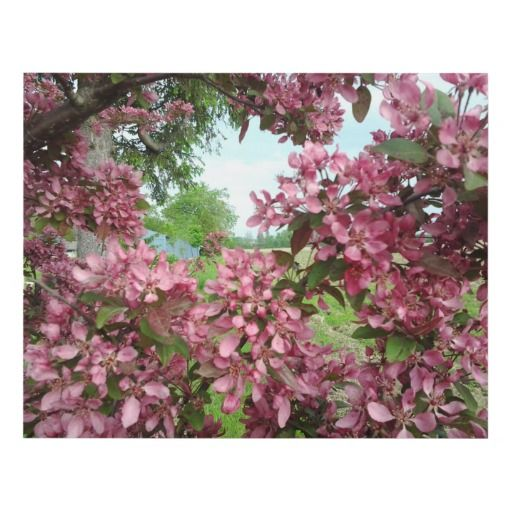 """Wall Panel """"Cherry Blossoms"""""""