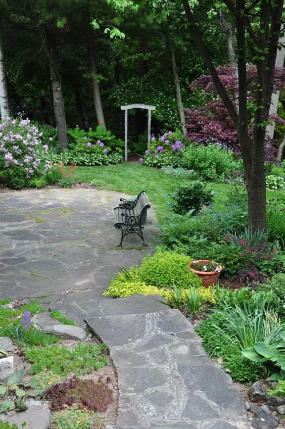 Landscaping Ideas For Uneven Yard : Ideas to try about landcaping on a slope terraced garden raised beds and landscaping
