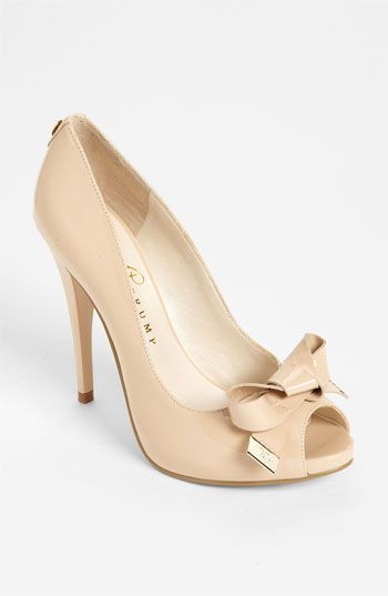 I want these shoes for my Spring outfits! Ivanka Trump 'Floria' Pump available at Nordstrom