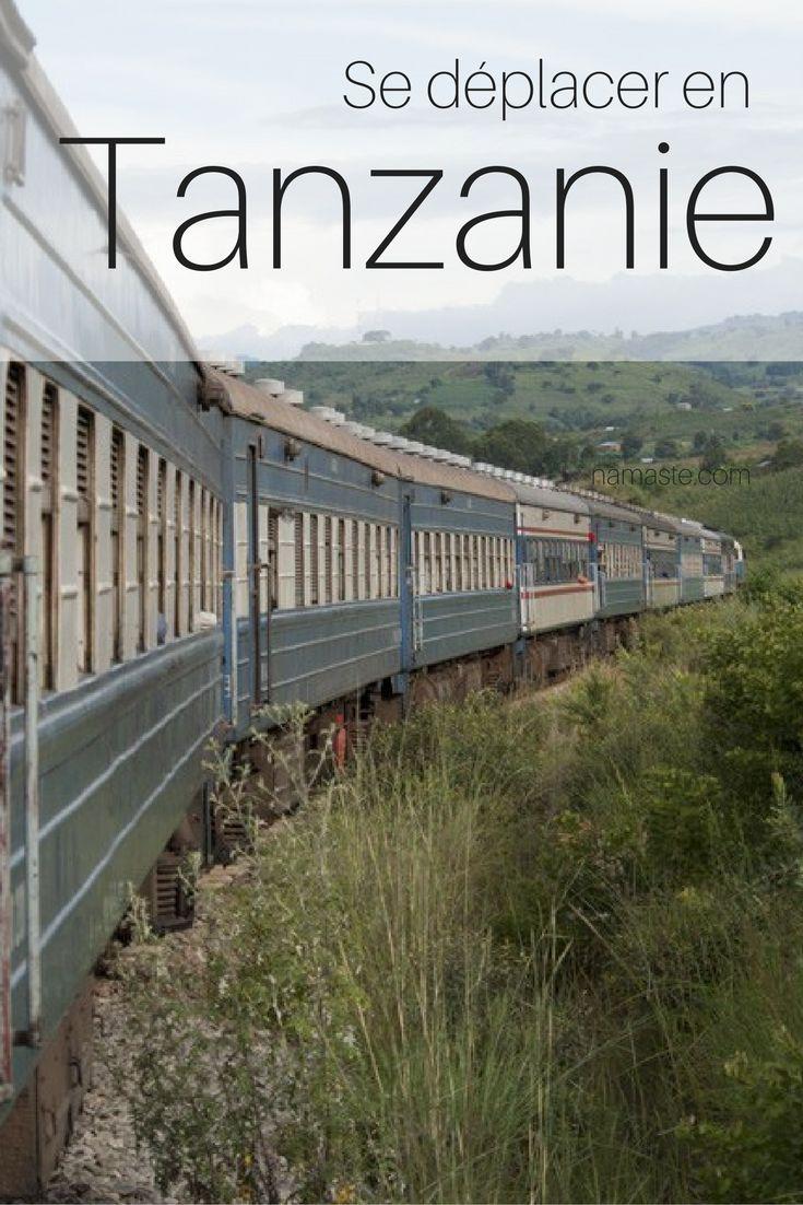 Prendre les transports en commun en Tanzanie. Bus, train, bateau, dala dala, bajaje,...
