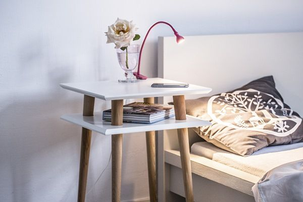 Square Coffee Table High • WOO Design
