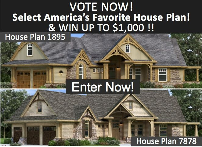 17 best images about vote for the new look of america 39 s for Best selling home plan