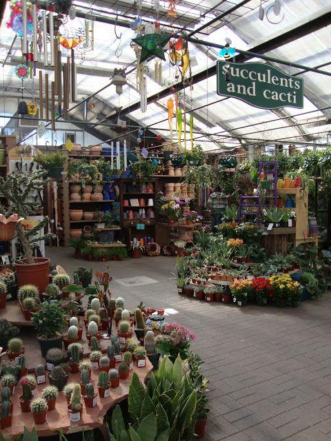 306 best images about garden center merchandising display for Garden display ideas