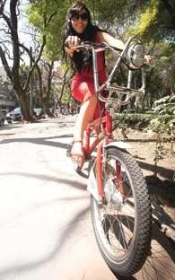 Gobierno del Distrito Federal concluirá administración con 42 km de ciclovías.
