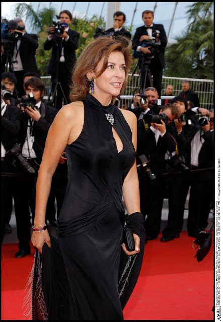 Corinne Touzet Cannes-2011