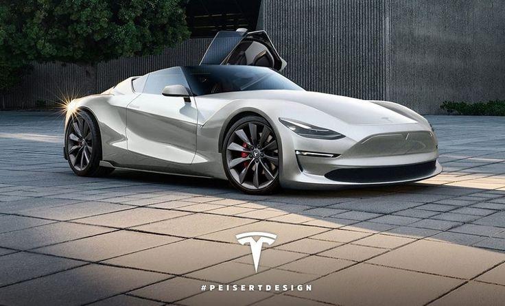 Next-Gen TESLA Roadster