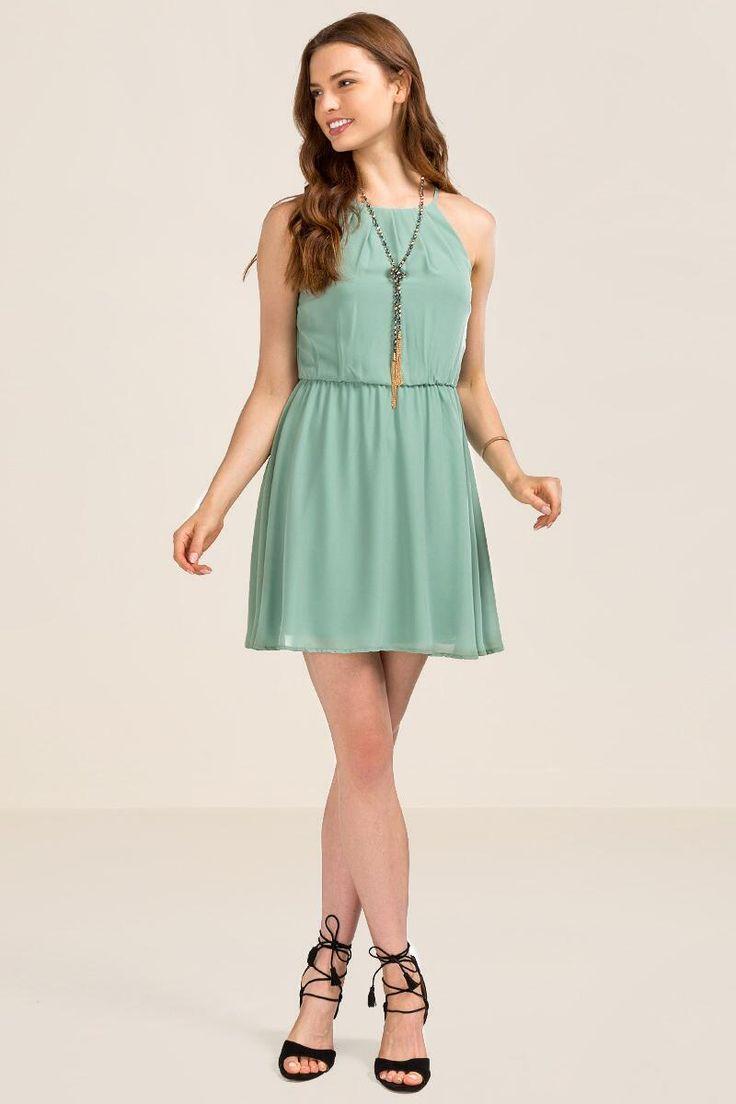 40 best bridesmaid dress ideas - mint and short images on Pinterest ...