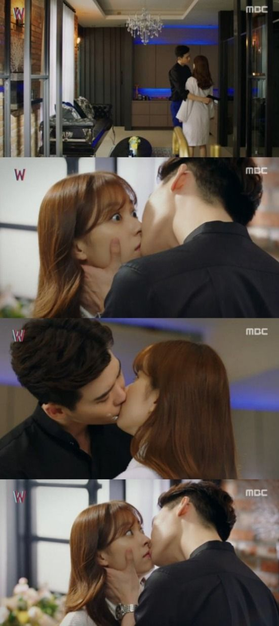 Added episode 3 captures for the Korean drama 'W'.