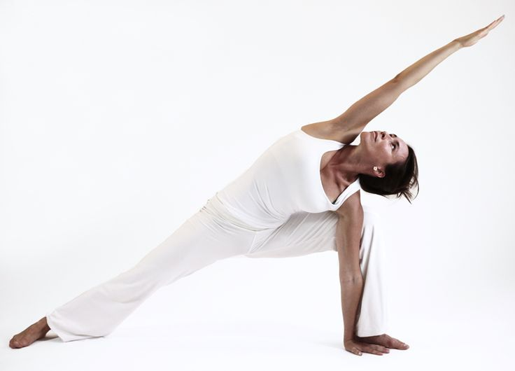 parsvakonasana ouverture bassin yoga&vedas