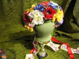 Výsledok vyhľadávania obrázkov pre dopyt celenka z kvetov folklor