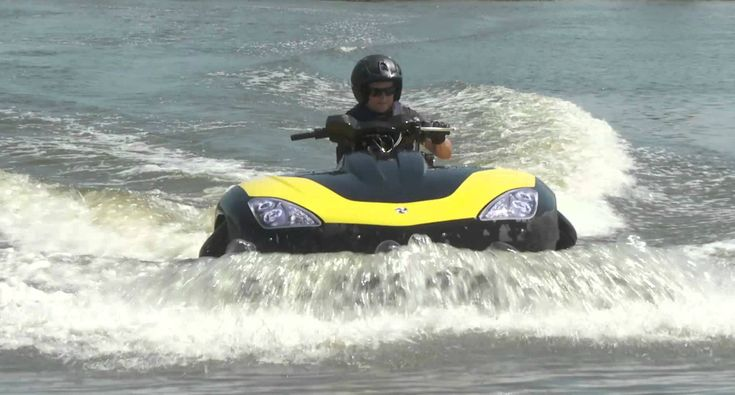 These Versatile Amphibious Vehicles Are Incredible