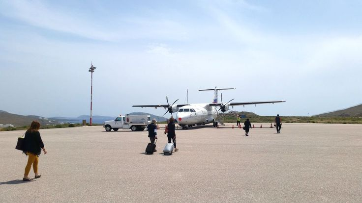Greek Government Seeks to Upgrade 23 Airports via PPPs.