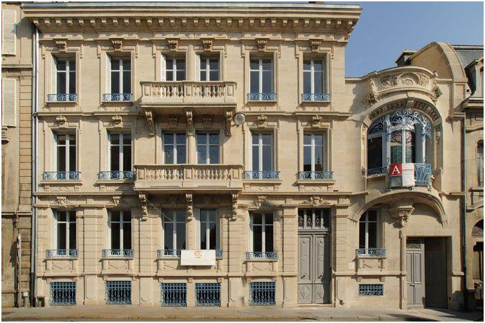 14 Nouveau Stock Design Heillecourt Photograph