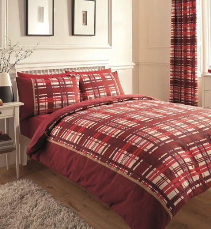 16 best bed sets images on pinterest bed sets comforter set and chevron printed quilt duvet cover pillowcase bed set burgundy double size gumiabroncs Images