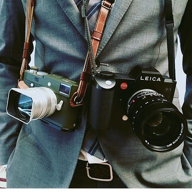 Our ambassador @sixtysix on duty with #LeicaSL #LeicaMP240safari #Noctilux For a whole month, we celebrate #leicagraph. Show us your Leica gear on Instagram and be proud of them! Tag us @leicacamerathailand #leicagraph #leicathailand. A surprise awaits.