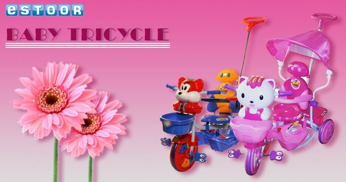 Let Your Li'l One Enjoy the Ride Time with Safe & Stylish Baby Gear!