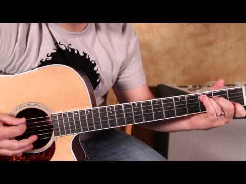 ▶ How to Play Johnny Cash on Acoustic Guitar Jackson - Tutorial - YouTube
