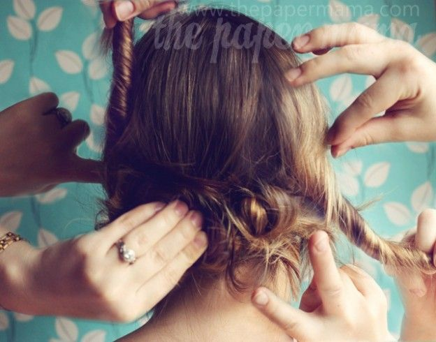 Stuck in a hair rut? Check out these 15 super easy, super chic tutorials.
