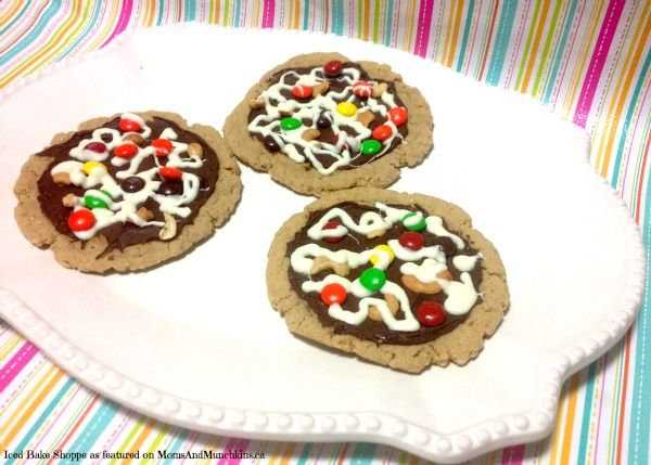 how to make chocolate pizza recipe