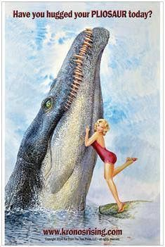 LOL, WUT? However, there is a Liopleurodon on my Twitter page. Do you want me to Hug That?
