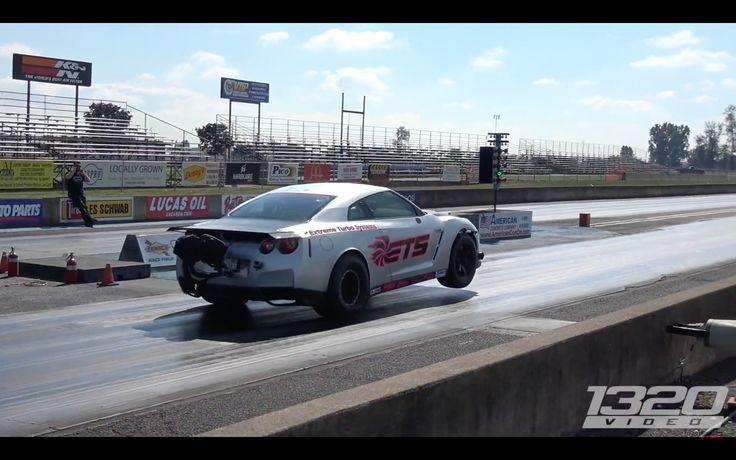 VIDEO: New Nissan GTR 1/4 Mile World Record! | @ExtremeTurboSys http://torquetube.net/2017/09/25/video-new-nissan-gtr-14-mile-world-record-extremeturbosys/