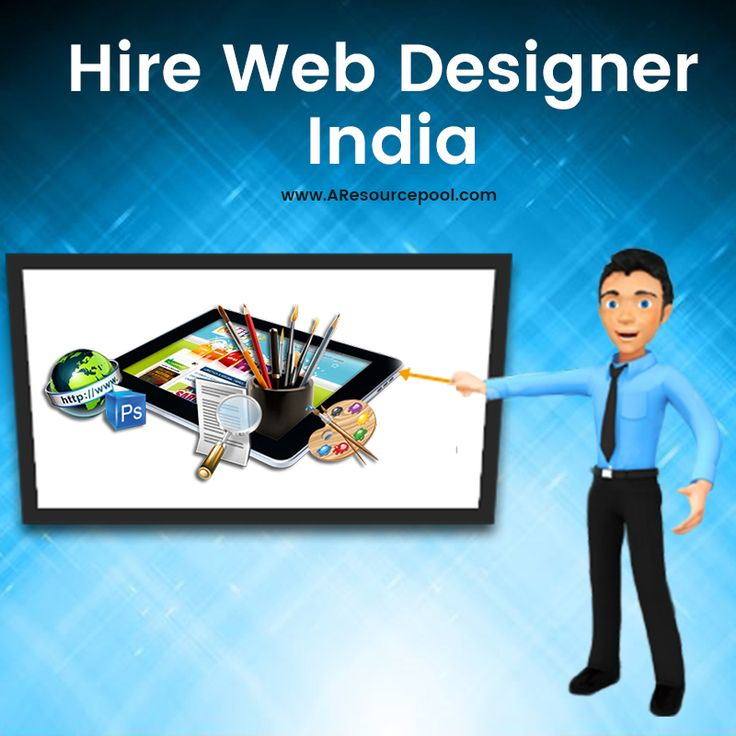 We are offering best web designer India with highly quality services including web design, custom web design, Joomla website design, PHP web design, Magento web design, and WordPress web design and provides more services. You can Hire Web designer India with affordable price.   Email: info@aresourcepool.com AResourcePool Team