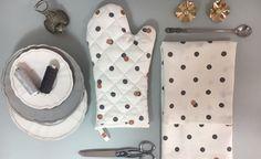 Coudre un torchon et un gant de cuisine : tuto couture - Partout A Tiss - Blog de couture & Do It Yourself