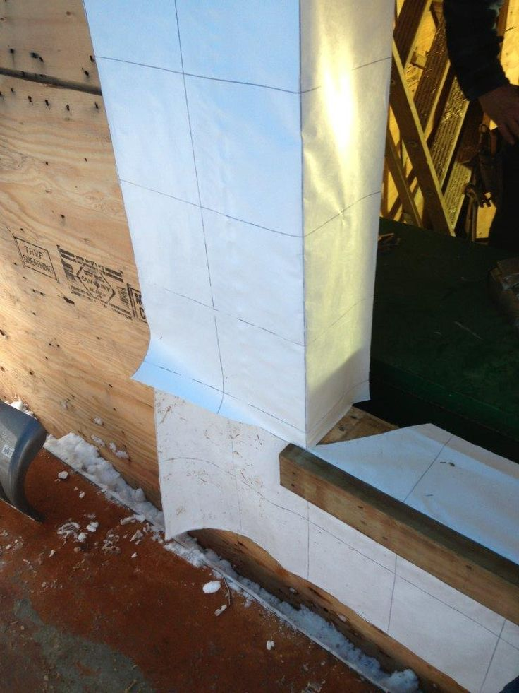 18 best images about 2 rigid insulation wrapped on 2x6 - Insulation r value for exterior walls ...