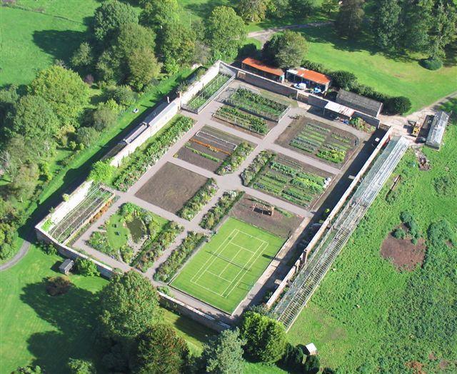 1 Acre Garden Design Garden Design Farm Layout House Design