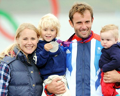 Team GB Medals 2012  43. Nick Dempsy - GOLD  (Sailing: Men's RS-X)