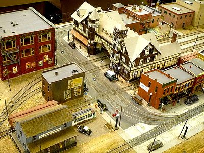 """tripYIP.com - """"Fun Things To Do!"""" loves OAKLAND, CA:  GOLDEN STATE MODEL RAILROAD MUSEUM  A visit to our 10,000 square foot Museum of operating model trains provides an inexpensive, fun-filled outing for young and old, as you follow trains along the 200+ feet of public walkway."""