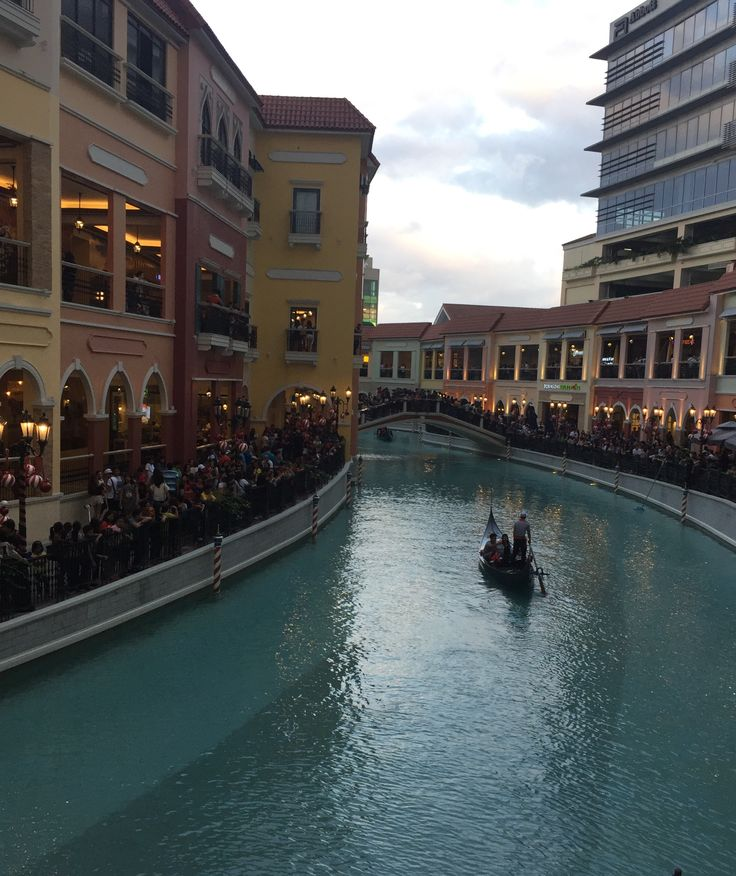 Venice Grand Canal McKinley Hill