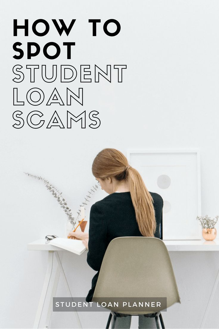 There are so many dishonest businesses out there in this industry, I'm going to teach you how to spot a student loan scam