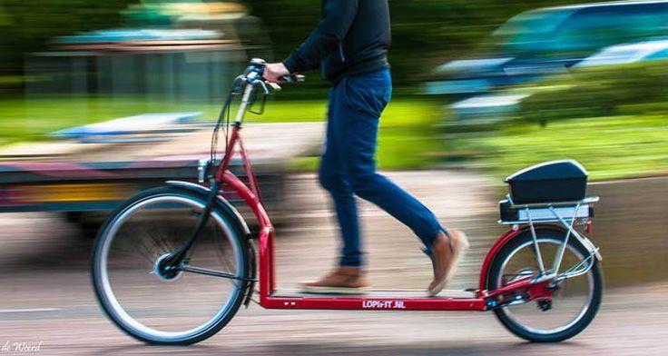 Lopifit - Un vélo électrique pour la marche | NeozOne http://www.neozone.org/innovation/lopifit-un-velo-electrique-pour-la-marche/