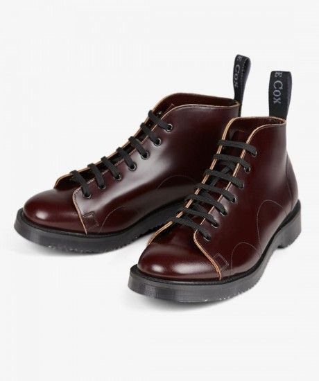 George cox for Fred Perry Monkey Boot